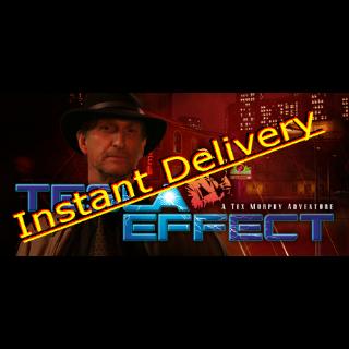 Tesla Effect: A Tex Murphy Adventure - Steam Key - Region Free - Instant Delivery - RRP = $19.99
