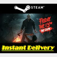 Friday the 13th: The Game - Steam Key - Region Free - Instant Delivery - RRP = $19.99