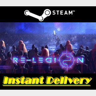 Re-Legion - Steam Key - Region Free - Instant Delivery