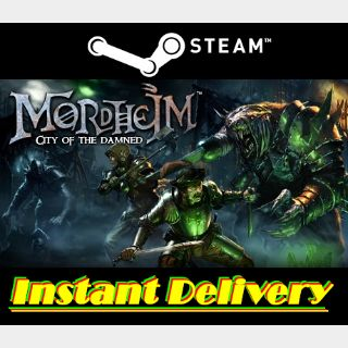 Mordheim: City of the Damned - Steam Key - Region Free - Instant Delivery