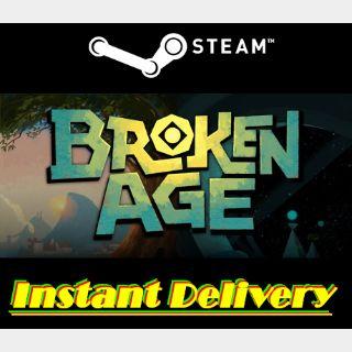 Broken Age - Steam Key - Region Free - Instant Delivery