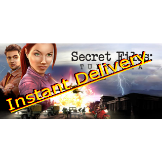 Secret Files: Tunguska - Full Game - PC Steam Game - Region Free - Instant Delivery - RRP = $9.99