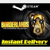 Borderlands: The Handsome Collection - EU/UK Steam Key - Instant Delivery - RRP = $41.40