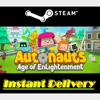 Autonauts - Steam Key - Region Free - Instant Delivery - RRP = $19.99