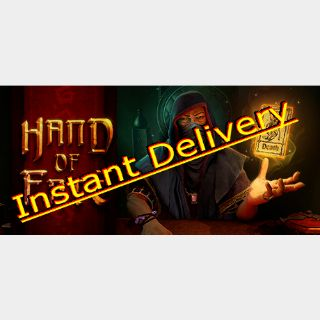 Hand of Fate - Steam Key - Region Free - Instant Delivery - RRP = $19.99