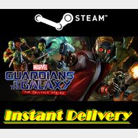 Marvel's Guardians of the Galaxy: The Telltale Series - Steam Key - Region Free - Instant Delivery