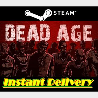 Dead Age - Steam Key - Region Free - Instant Delivery - RRP = $14.99