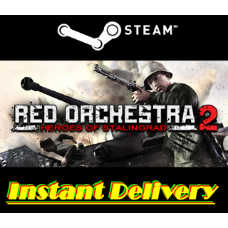 Red Orchestra 2: Heroes of Stalingrad with Rising Storm - Steam Key - Region Free - Instant Delivery - RRP = $19.99