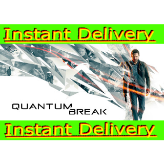 Quantum Break - Steam Key - Region Free - Instant Delivery - RRP = $39.99