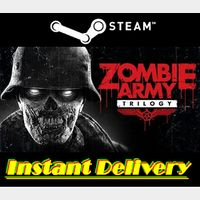 Zombie Army Trilogy - Steam Key - Region Free - Instant Delivery - RRP = $44.99