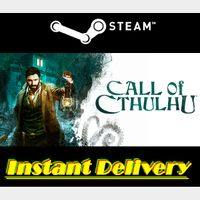 Call of Cthulhu - Steam Key - Region Free - Instant Delivery - RRP = $29.99