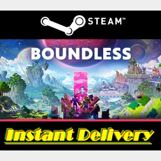 Boundless - Steam Key - Region Free - Instant Delivery - RRP = $39.99