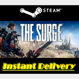 The Surge - Steam Key - Region Free - Instant Delivery - RRP = $19.99