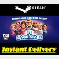 F1 Racestars + Season Pass - Steam Key - Region Free - Instant Delivery - RRP = $44.00