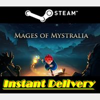 Mages of Mystralia - Steam Key - Region Free - Instant Delivery - RRP = $19.99