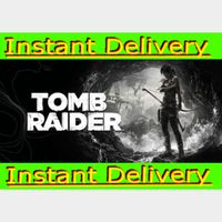 Tomb Raider - Steam Key - Region Free - Instant Delivery - RRP = $19.99