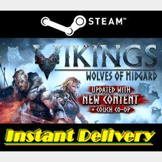 Vikings: Wolves of Midgard - Steam Key - Region Free - Instant Delivery