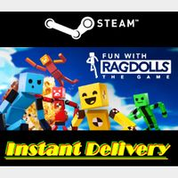 Fun with Ragdolls: The Game - Steam Key - Region Free - Instant Delivery - RRP = $14.99