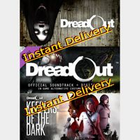 DreadOut Collection - Full Games - PC Steam Games - Region Free - Instant Delivery