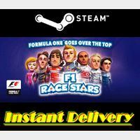F1 Racestars Complete - Steam Key - Region Free - Instant Delivery
