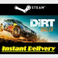 DiRT Rally - Steam Key - Region Free - Instant Delivery - RRP = $39.99