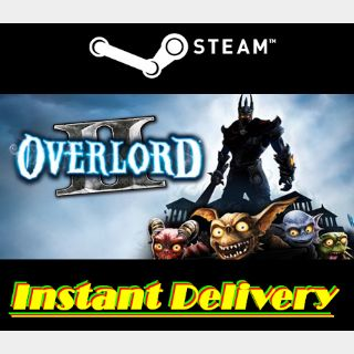 Overlord II - Steam Key - Region Free - Instant Delivery