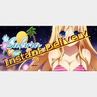 Sakura Beach 2 - Steam Key - Region Free - Instant Delivery - RRP = $9.99