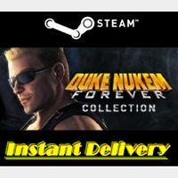 Duke Nukem Forever Collection - Steam Keys - Region Free - Instant Delivery - RRP = $39.95