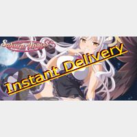 Sakura Angels - Steam Key - Region Free - Instant Delivery - RRP = $9.99