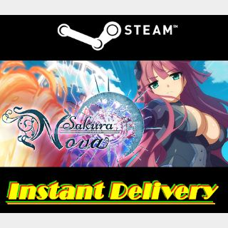 Sakura Nova - Steam Key - Region Free - Instant Delivery