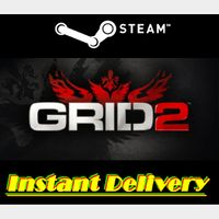 Grid 2 - EU Steam Key - Instant Delivery