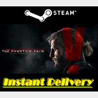 Metal Gear Solid V: The Phantom Pain & DLCs - Steam Key - Region Free - Instant Delivery