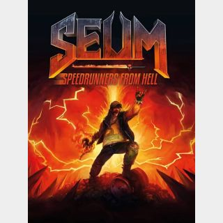 SEUM: Speedrunners from Hell - Steam Key - Region Free - Instant Delivery - RRP = $14.99