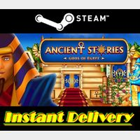 Ancient Stories: Gods of Egypt - Steam Key - Region Free - Instant Delivery - RRP = $6.99