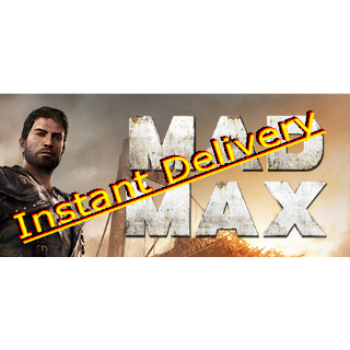 Mad Max - Steam Key - Region Free - Instant Delivery - RRP = $19.99