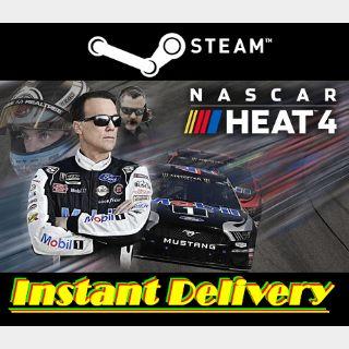 NASCAR Heat 4 - Steam Key - Region Free - Instant Delivery