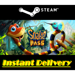 Snake Pass - Steam Key - Region Free - Instant Delivery - RRP = $19.99