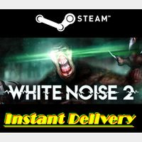 White Noise 2 - Steam Key - Region Free - Instant Delivery - RRP = $9.99