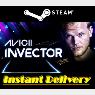 AVICII Invector - Steam Key - Region Free - Instant Delivery