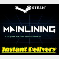 Mainlining - Steam Key - Region Free - Instant Delivery - RRP = $12.99