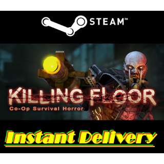 Killing Floor - Full Game - PC Steam Game - Region Free - Instant Delivery - RRP = $19.99