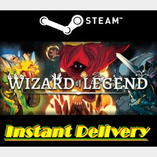 Wizard of Legend - Steam Key - Region Free - Instant Delivery