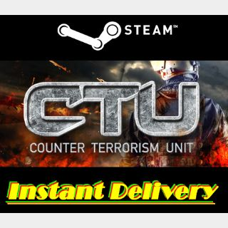 CTU: Counter Terrorism Unit - Steam Key - Region Free - Instant Delivery - RRP = $4.99