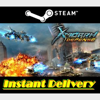 X-Morph: Defense - Steam Key - Region Free - Instant Delivery - RRP = $19.99