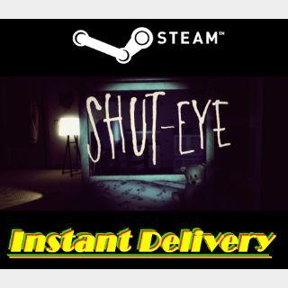 Shut Eye - Steam Key - Region Free - Instant Delivery - RRP = $4.99
