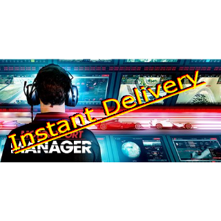 Motorsport Manager - Steam Key - Region Free - Instant Delivery - RRP = $34.99