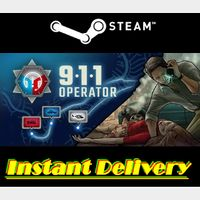 911 Operator - Steam Key - Region Free - Instant Delivery - RRP = $14.99