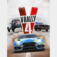 V-Rally 4 - Steam Key - Region Free - Instant Delivery - RRP = $49.99