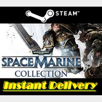 Warhammer 40,000: Space Marine Collection - Steam Key - Region Free - Instant Delivery - RRP = $59.99