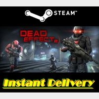 Dead Effect 2 - Steam Key - Region Free - Instant Delivery - RRP = $11.99